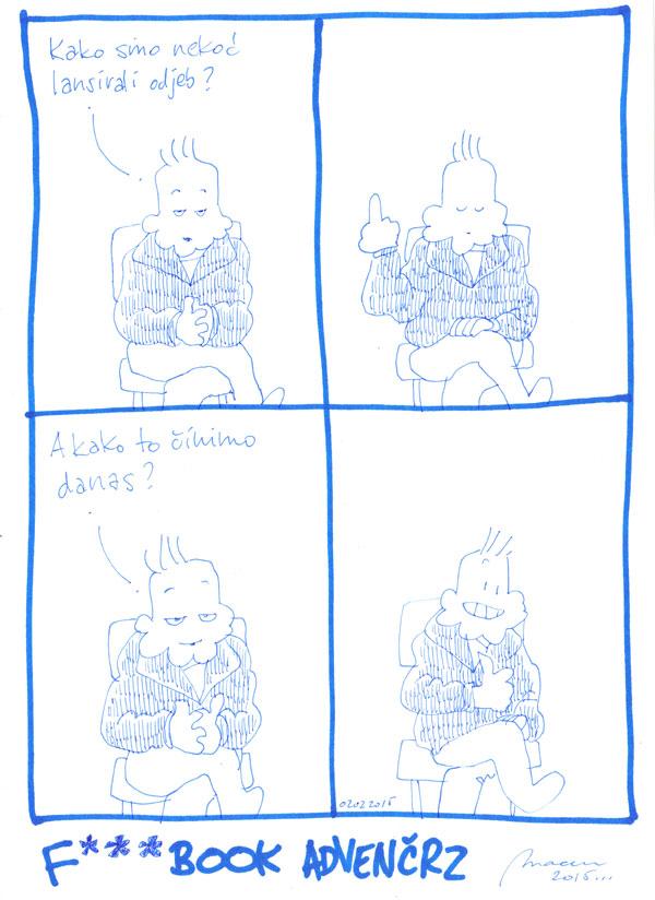 F***book advenčrz