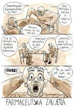 Farmaceutska zavjera
