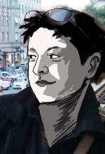 Helena Klakočar-Vukšić na Festivalu svjetske književnosti u Zagrebu