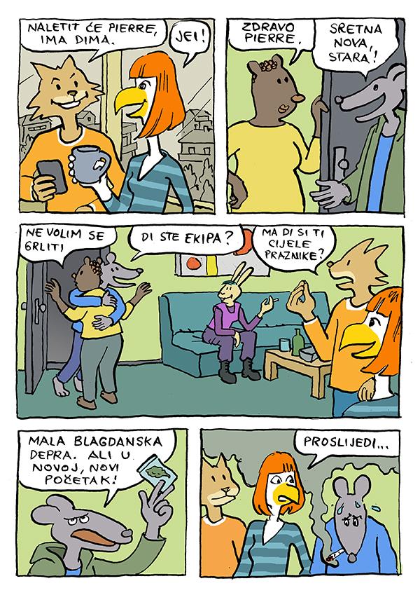 Pierre & Corsso: Dim