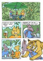 Pierre & Corsso: Divlji vrt