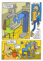 Pierre & Corsso: Gimnastika