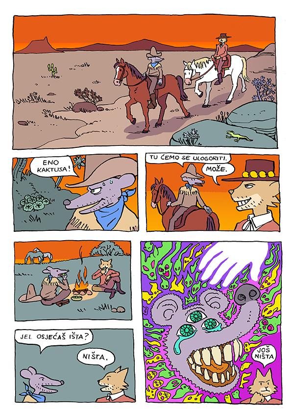 Pierre & Corsso: Western