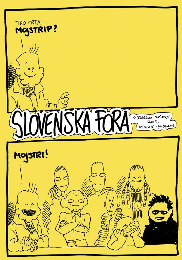 Slovenska fora