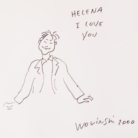 Wolinski, Helena Klakočar